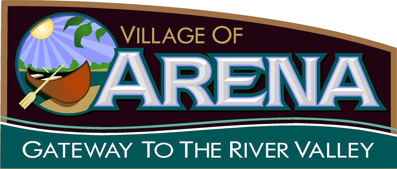 Village of Arena, WI Logo