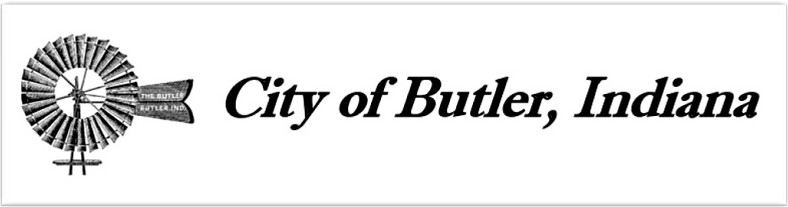 City of Butler, Indiana Logo