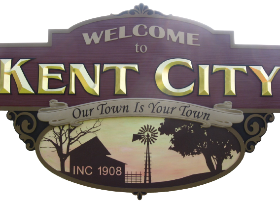 VILLAGE OF KENT CITY, MICHIGAN Logo