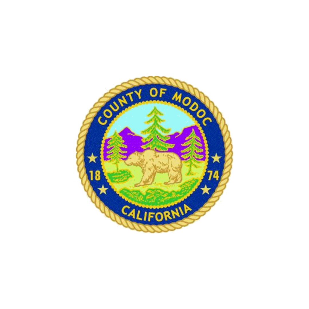 MODOC COUNTY, CA HEALTH SERVICES logo