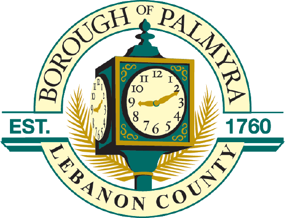 BOROUGH OF PALMYRA, PA Logo