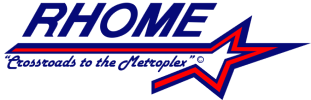 CITY OF RHOME, TX Logo