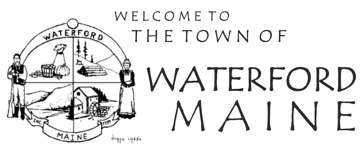 TOWN OF WATERFORD Logo